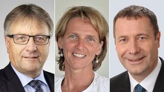 CVP will ihre Sitze mit ihren Amtierenden verteidigen