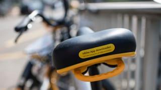 Daten von O-Bike-Kunden fliessen offenbar nach China