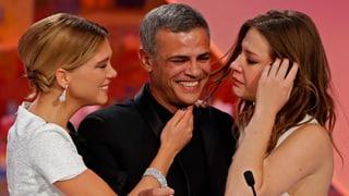 Cannes: Goldene Palme für Lesben-Drama aus Frankreich