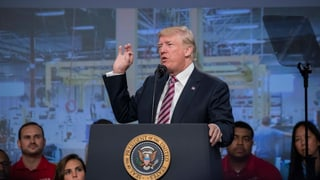Trump hält Puerto Rico hohe Schulden vor