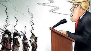 #TrumpPressConference – User sind «not amused»