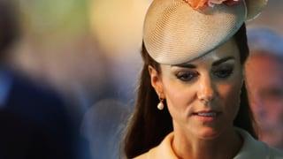 Schwangere Kate muss weitere Termine absagen