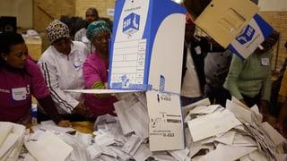 Stimmungstest für den südafrikanischen ANC