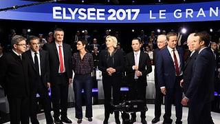 Jeden Tag eine neue Umfrage in Frankreich: Doch was sind sie wert – und welche Unbekannten verfälschen sie?