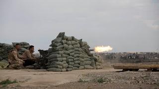 Tikrit: Offensive gegen IS-Terrormiliz stockt