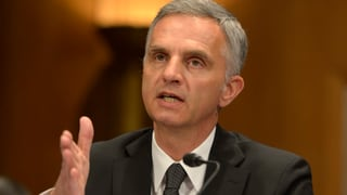 Nach Krim-Votum warnt Burkhalter vor Aktionismus