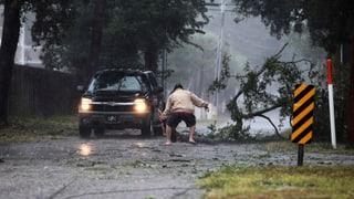 Florence chaschuna plievgia intensiva ed inundaziuns
