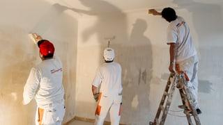 Kein Mindestlohn mehr für Baselbieter Maler und Gipser