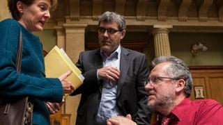 Eric Nussbaumer kandidiert für die Baselbieter Regierung