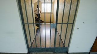Jonglieren mit Gefängnisplätzen