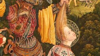 Wer ist diese heilige Barbara, die über den Gotthardtunnel wacht?