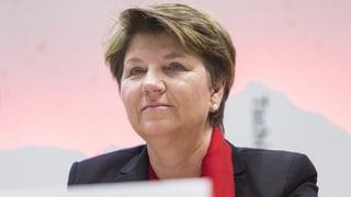 Viola Amherd kandidiert für CVP-Bundesratssitz