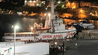 «Rettungsorganisationen sehen Italien als Hauptgegner»
