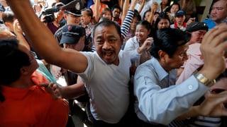 Umstrittene Wahl in Thailand relativ friedlich beendet