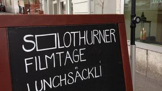 Die Filmtage nützen Solothurn – Gewerbe könnte noch aktiver sein