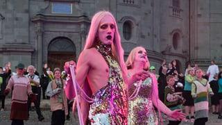 Einsiedler Welttheater: Gentech erobert das barocke Moralspiel