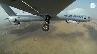 Nach dem Nein zum Gripen beginnt der Streit um Drohnen
