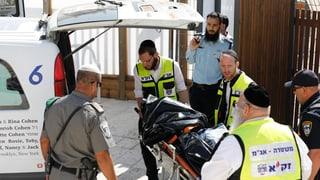 Sajettim sin policists israelians al Munt dal Tempel
