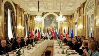 Syrien-Konferenz: Bühne ohne Hauptdarsteller
