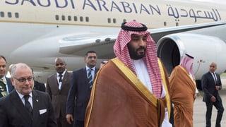 Mohammed bin Salman testet seine Salonfähigkeit