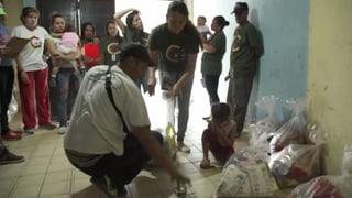 Video «Hugo Chávez' langer Schatten» abspielen