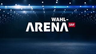 «Wahl-Arena»: Energie