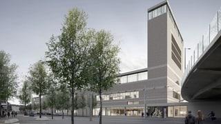 Neubau im Basler St.Johann für 214 Millionen Franken