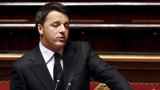 Matteo Renzi spielt mit dem Feuer beim Referendum über den Senat