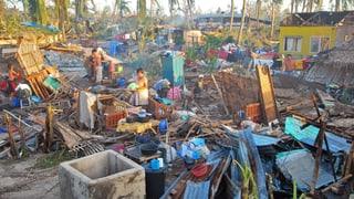 Schweizer vermissen Angehörige auf den Philippinen