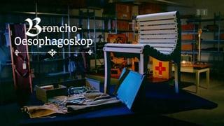 Das Bronchoskop (Artikel enthält Video)