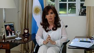 Argentiniens Präsidentin will Geheimdienst reformieren