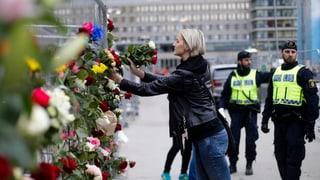 Stockholm: Tranter consternaziun e condolaziun