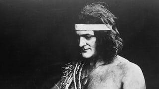 Stummer Held: Als Tarzan noch nicht schreien konnte
