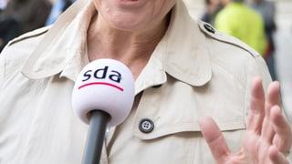 Bund droht damit, der SDA den Geldhahn zuzudrehen