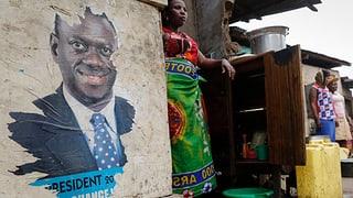 Kein politischer Wechsel in Uganda