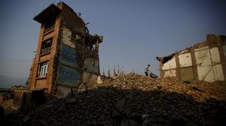 Nepal – Aufstieg aus Ruinen?