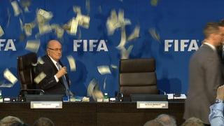 Blatter: «Ich kann nicht der neue Präsident sein»
