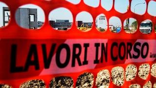 Italien rutscht in eine Rezession