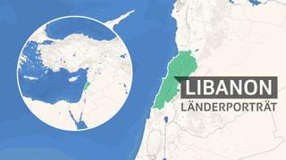 Libanon – der junge Vielvölkerstaat