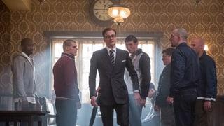 «Kingsman»: Colin Firth ist der wahre Gentleman-Agent
