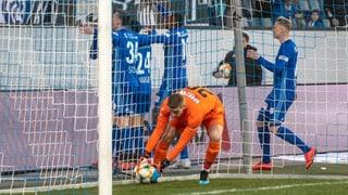 Luzern führt YB vor und steht im Cup-Halbfinal