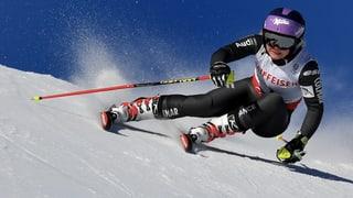 Worley gudogna aur en il slalom gigant