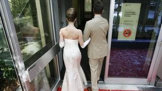 Die Heiratsstrafe soll fallen