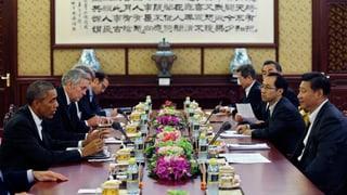 «China will zu alter Grösse zurück»