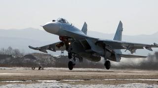 Drei türkische Soldaten sterben durch russische Kampfjets