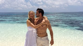 Hollywood-Stuntfrau Simone Bargetze hat geheiratet