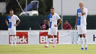 GC scheitert an Stade Nyonnais