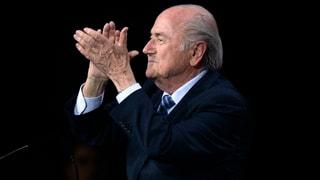 «Sepp Blatter ist glücklich»
