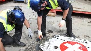 Niederlande stellen Ermittlungen zu Patrouille-Suisse-Unglück ein