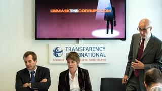 Kampf gegen Korruption: Firmen sollen sich künftig registrieren